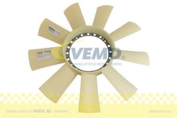 Крыльчатка вентилятора охлаждения двигателя VEMO V30901657