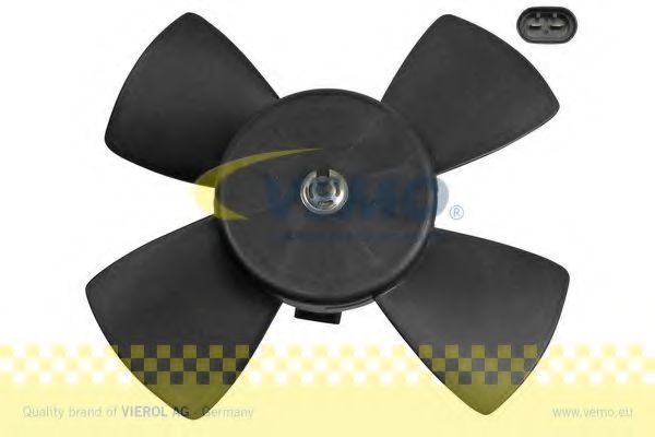 Вентилятор, охлаждение двигателя VEMO V400110291