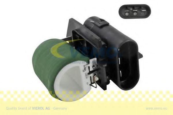 Резистор вентилятора радиатора VEMO V40-79-0008