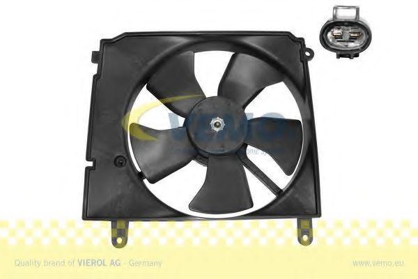 Вентилятор, охлаждение двигателя VEMO V51010001