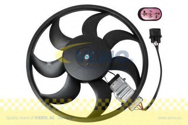 Вентилятор, охлаждение двигателя VEMO V15011894