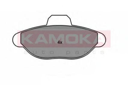 Колодки тормозные KAMOKA JQ1011498