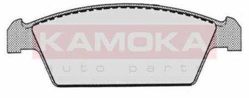 Колодки тормозные KAMOKA JQ1012216