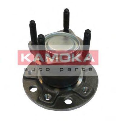 Подшипник ступицы колеса комплект KAMOKA 5500078