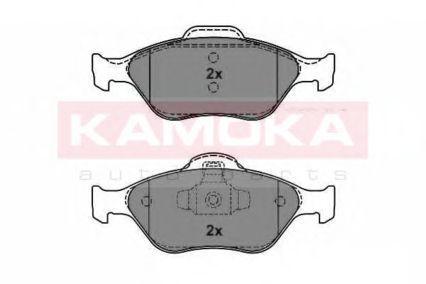 Колодки тормозные KAMOKA JQ1012788