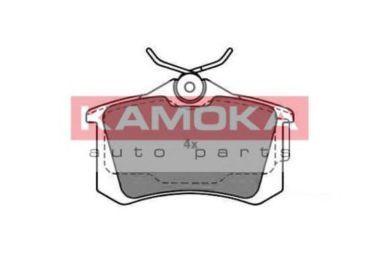 Колодки тормозные KAMOKA JQ1012166