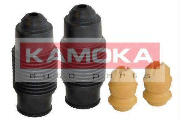 Защитный комплект амортизатора KAMOKA 2019024