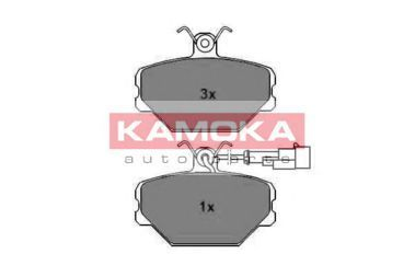 Колодки тормозные KAMOKA JQ1011048