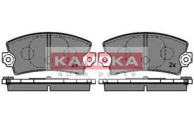 Колодки тормозные KAMOKA JQ101228