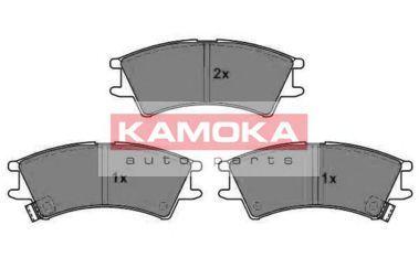 Колодки тормозные KAMOKA JQ1012652