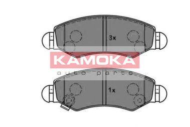 Колодки тормозные KAMOKA JQ1012846