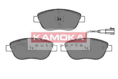 Колодки тормозные KAMOKA JQ1012934