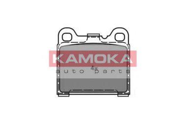 Колодки тормозные KAMOKA JQ1014
