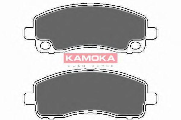 Колодки тормозные KAMOKA JQ101121