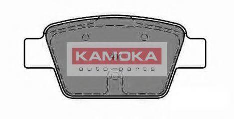 Колодки тормозные KAMOKA JQ1012938