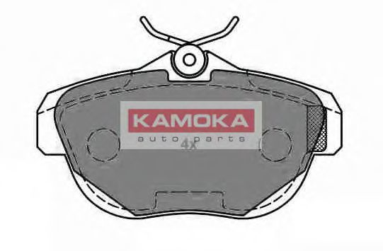 Колодки тормозные KAMOKA JQ1013676