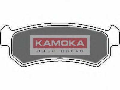 Колодки тормозные KAMOKA JQ1013778