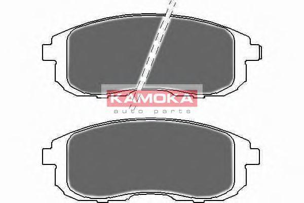 Колодки тормозные KAMOKA JQ1018224