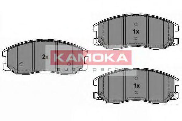 Колодки тормозные KAMOKA JQ1018616