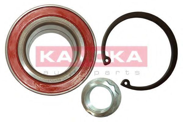 Подшипник ступицы колеса комплект KAMOKA 5600079