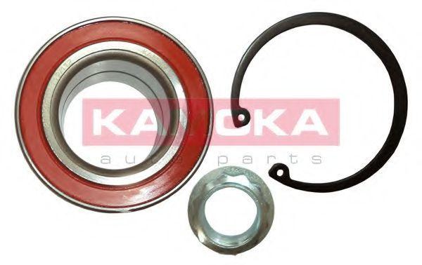 Подшипник ступицы колеса комплект KAMOKA 5600088