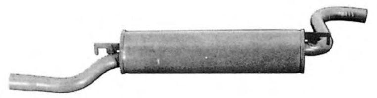 Глушитель выхлопных газов конечный IMASAF 191307