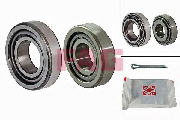 Комплект подшипника ступицы колеса FAG 713630210