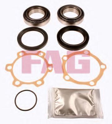 Комплект подшипника ступицы колеса FAG 713620140