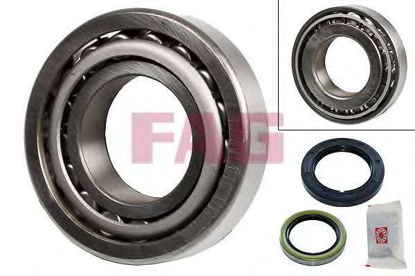 Комплект подшипника ступицы колеса FAG 713615400