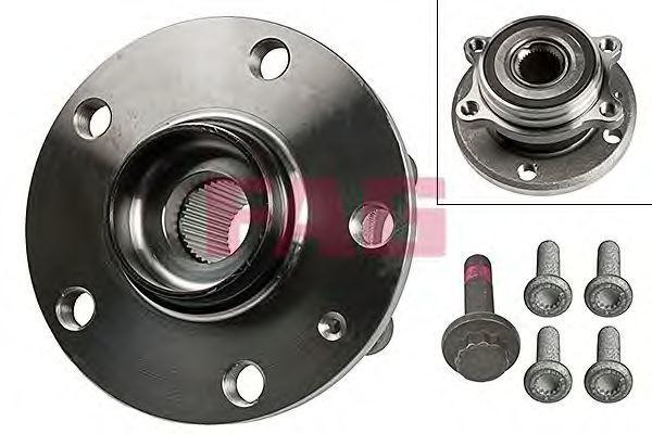 Изображение Ступица колеса в сборе FAG 713610610: продажа