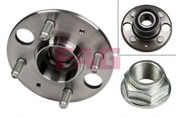 Комплект подшипника ступицы колеса FAG 713617800