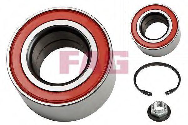 Подшипник ступицы комплект FAG 713678880