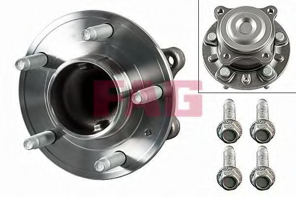 Подшипник ступицы колеса комплект FAG 713645150