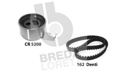 Комплект ремня ГРМ BREDA LORETT KCD0250