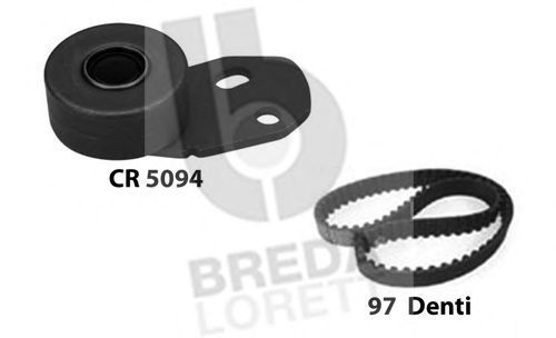 Комплект ремня ГРМ BREDA LORETT KCD0292