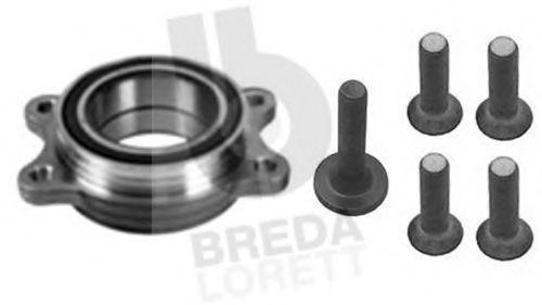 Подшипник ступицы колеса комплект BREDA LORETT KRT2779