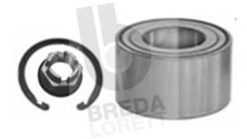 Подшипник ступицы колеса комплект BREDA LORETT KRT2872