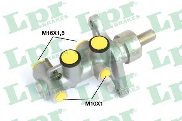 Цилиндр тормозной главный LPR 1024