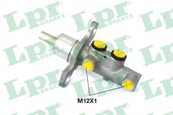 Цилиндр тормозной главный LPR 1030
