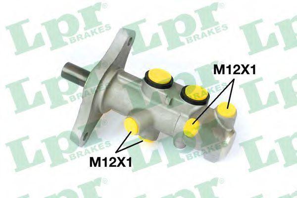 Цилиндр тормозной главный LPR 1036