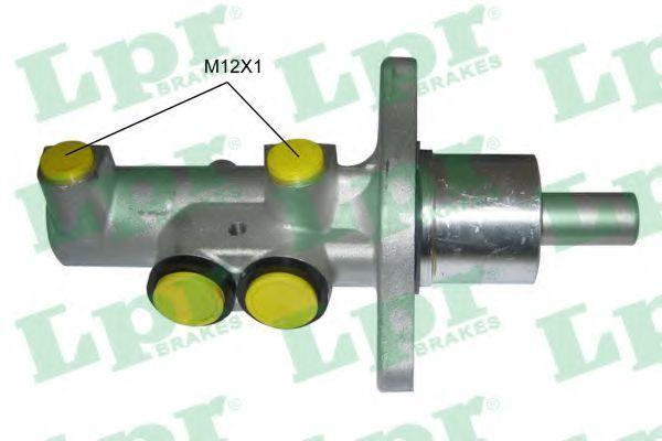 Цилиндр тормозной главный LPR 1042