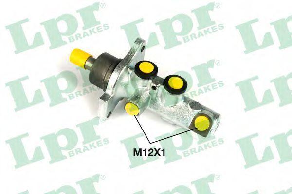 Цилиндр тормозной главный LPR 1058