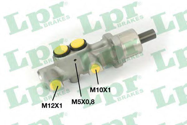 Цилиндр тормозной главный LPR 1061
