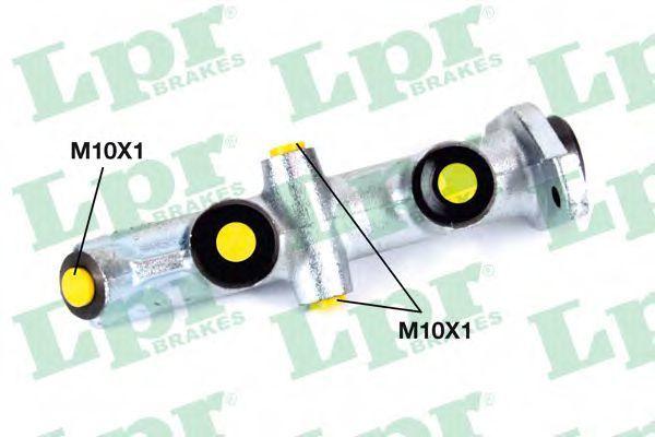 Цилиндр тормозной главный LPR 1124