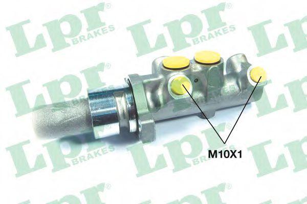 Цилиндр тормозной главный LPR 1193