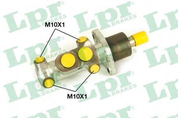 Цилиндр тормозной главный LPR 1195