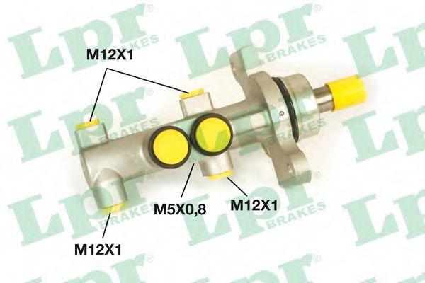 Цилиндр тормозной главный LPR 1292