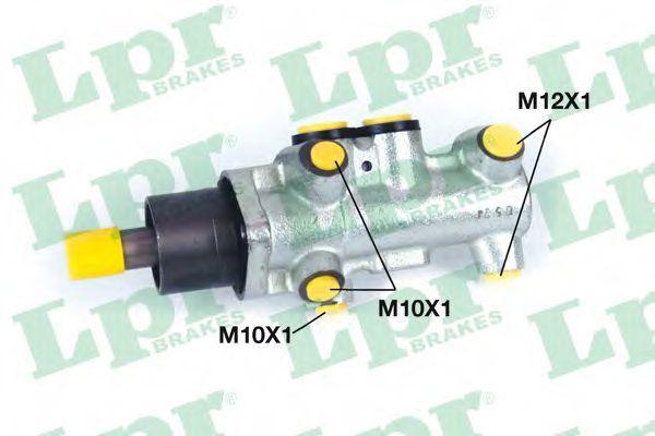 Цилиндр тормозной главный LPR 1317