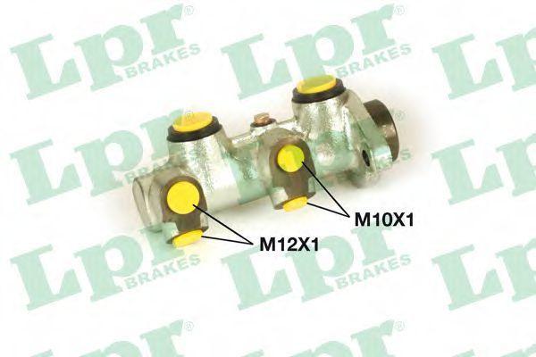 Цилиндр тормозной главный LPR 1318