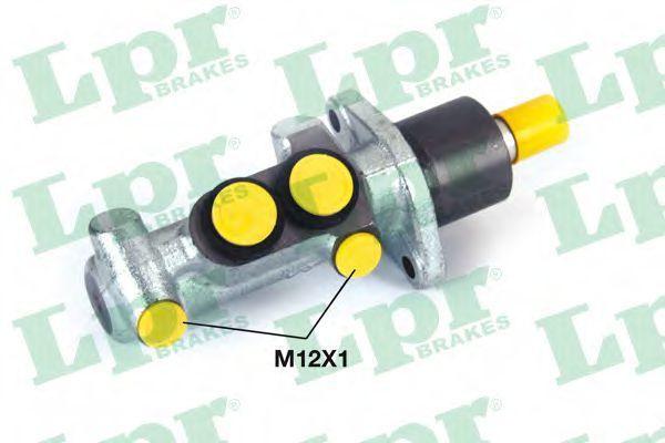 Цилиндр тормозной главный LPR 1319